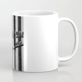 Pigeon Rows Coffee Mug