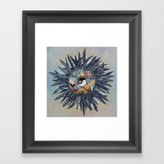 All Tribes Heed the Call Framed Art Print
