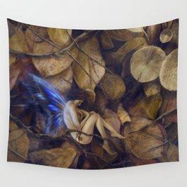 Autumn Slumber Wall Tapestry