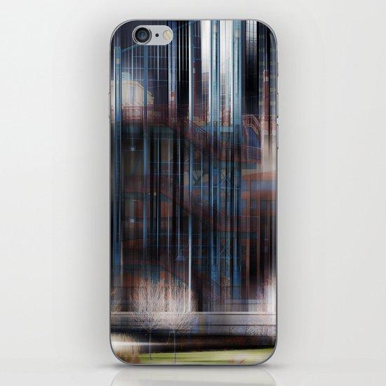 City Blues iPhone & iPod Skin