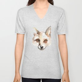 The Knowing Unisex V-Neck