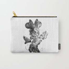 Minnie Mouse, black and white Carry-All Pouch