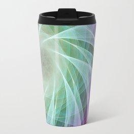 Whirlpool Diamond 2 Computer Art Travel Mug