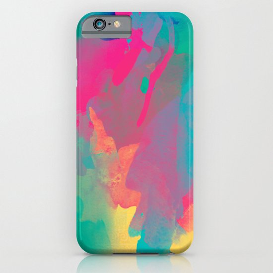 The colors mix iPhone & iPod Case