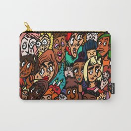 Faces of Women 2K15 Carry-All Pouch