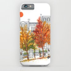 Autumn Cityscape Slim Case iPhone 6s