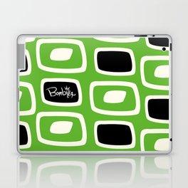 GreenBlack Bombilla Laptop & iPad Skin