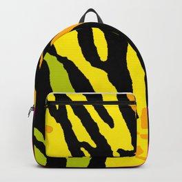 Rainbow Tiger Backpack