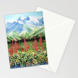 Glacier Valley Stationery Cards