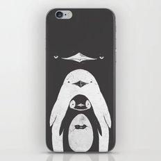 Penguinception iPhone Skin