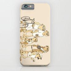 Hipster Meerkats Slim Case iPhone 6s