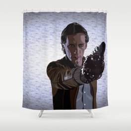 Long Live the New Flesh 4 Shower Curtain