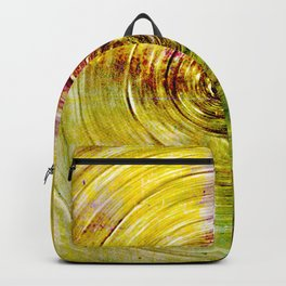 We Are Falling into the Heart of the Sun Backpack
