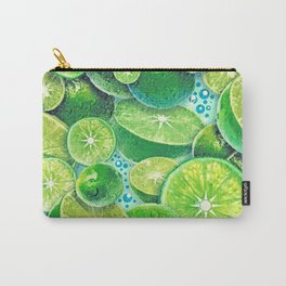 Lime Time Carry-All Pouch
