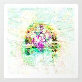 Twin Chambers Art Print