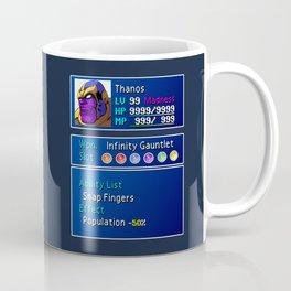 Final Infinity VII Coffee Mug