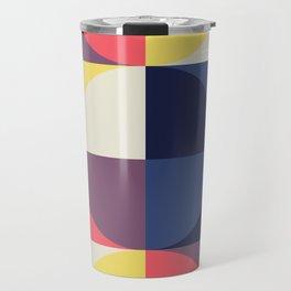 Quarters Quilt 1 Travel Mug