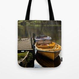 Misty Dancer Tote Bag