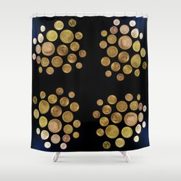 Oro Mexicano / Mexican Gold Shower Curtain