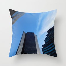 Around Park Avenue, NYC. Throw Pillow