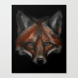 Fox #1 - 2015 Canvas Print