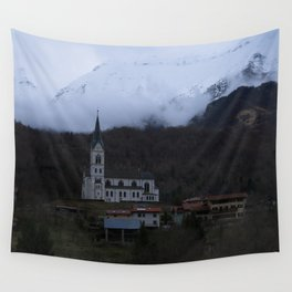 Parish Church of the Sacred Heart Wall Tapestry