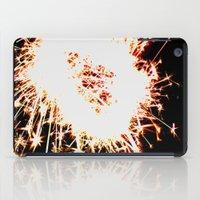 sparkle iPad Cases featuring sparkle by AleArcangeli