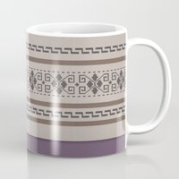 the big lebowski Mugs featuring The Big Lebowski Cardigan  by Marvelis