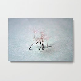 AT THE BALLET Metal Print