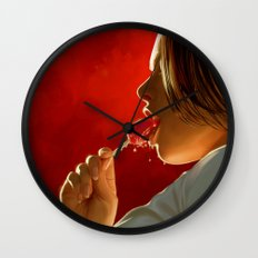 Lollipop Wall Clock