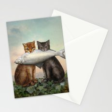 Enjoy Your Dinner Stationery Cards