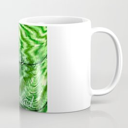 I´m Actually A Mermaid - Green Coffee Mug