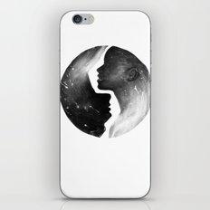 I'm With You I iPhone & iPod Skin