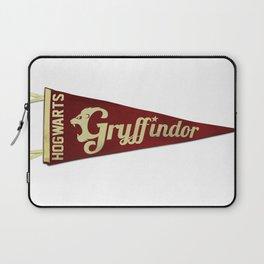Gryffindor 1948 Vintage Pennant Laptop Sleeve