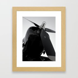 Propped up Framed Art Print