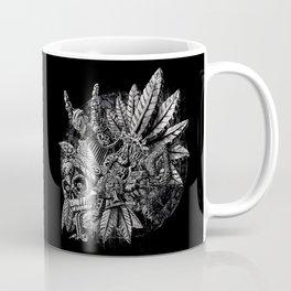 Aztec Great Lizard Warrior 1 (Triceratops) Coffee Mug