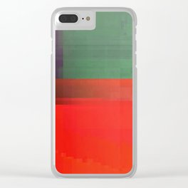 adored. 1a. det Clear iPhone Case