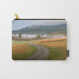 Misty Dawn Golf Course Carry-All Pouch