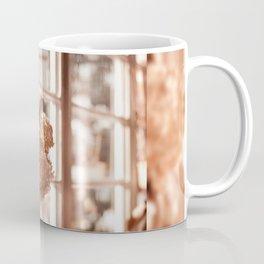Tethered hydrangea or hortensia Coffee Mug