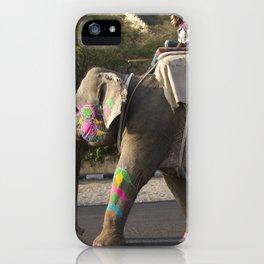 Holy Elephant iPhone Case