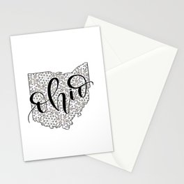 Ohio Love Stationery Cards