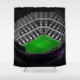 The Milano Shower Curtain