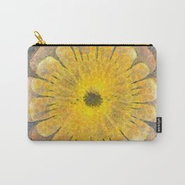 Morenosite Makeup Flowers  ID:16165-102401-08620 Carry-All Pouch