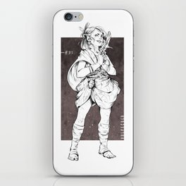 Vulpecula - The Fox iPhone Skin