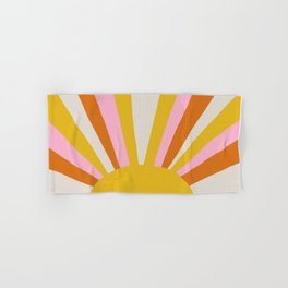 sunshine state of mind Hand & Bath Towel