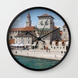 Trogir Wall Clock