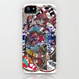 HAZMAT 05 iPhone Case