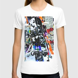 A Mess of Color T-shirt