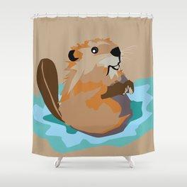 Ñe! Shower Curtain