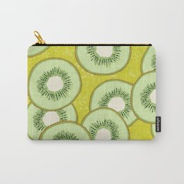 SLICED KIWIS Carry-All Pouch